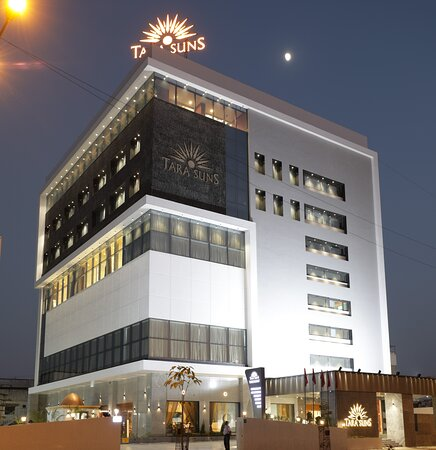 Tara Suns - Exterior View of the hotel