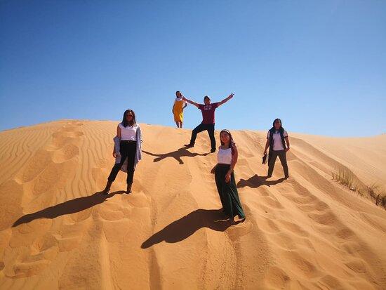Wahiba Sands and Wadi Bani Khalid Tour