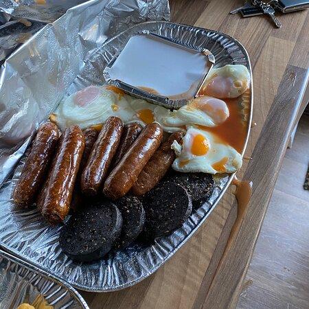 Amazing Breakfast as usual!