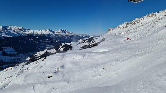 Prachts-Ski-Tag im Januar 2021