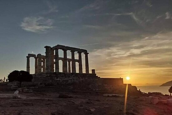 Sunset Sounio Half Day 5 Hours Private...