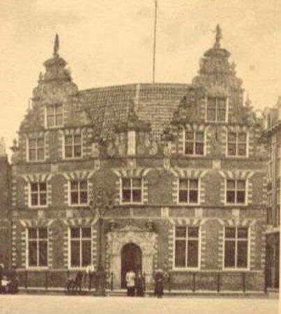 Ansichtkaart ca. 1910