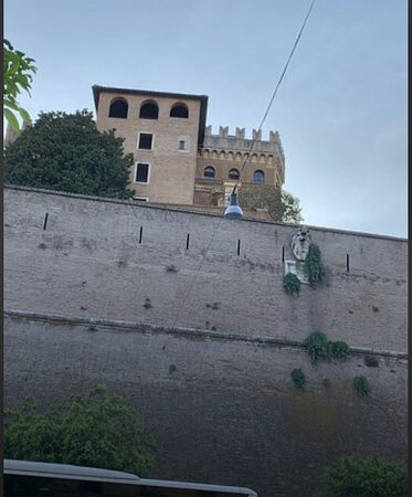 Viale dei Bastioni di Michelangelo