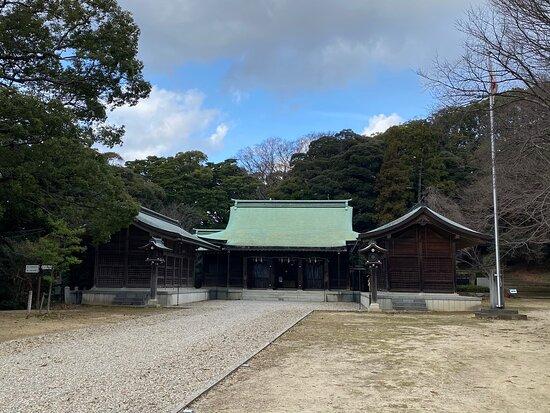 Hamada Gokoku Shrine