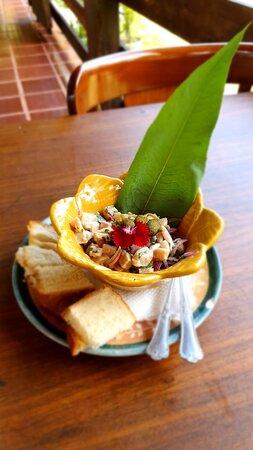 Alta gastronomia em Bananal