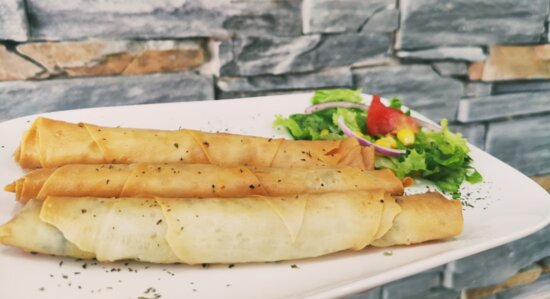 Sigara borëk  Bricks au fromage turc et Persil fait maison