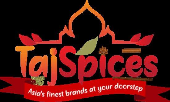 West Lothian, UK: TajSpices Logo