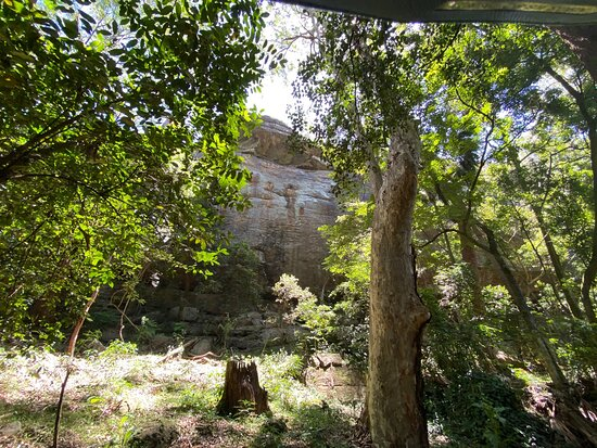 Grotto Walk