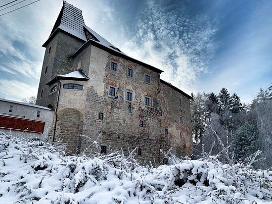 Vildštejn Castle