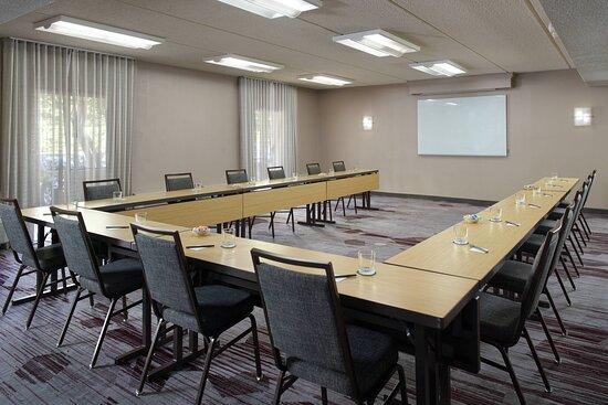Meeting Room A - U-Shape Setup