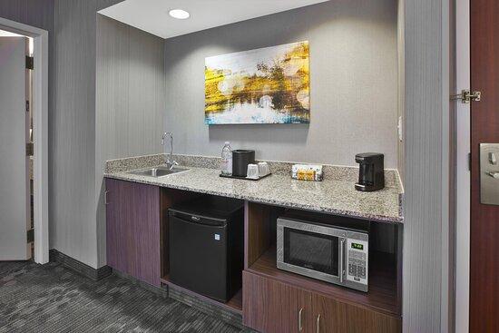 One-Bedroom Executive Suite - Wet Bar