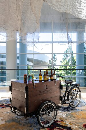 Pre-Function Area - Beer Bicycle