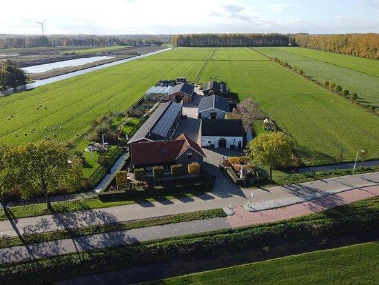Zorgboerderij en boerderijwinkel de Witte Schuur