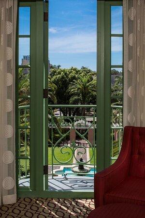 Chairman Suite - Balcony