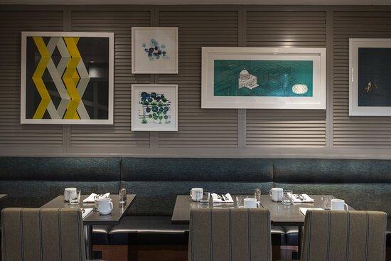 Fifteen Squares Restaurant