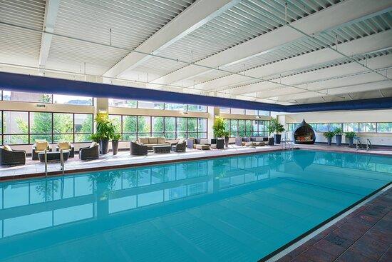 Junior Olympic Indoor Pool