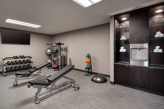 Hacienda Heights, كاليفورنيا: Fitness Center