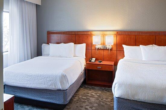 Double/Double Suite - Bedroom