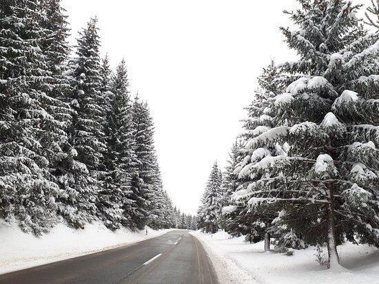 Vrhovine, Croatia:  Winter ride in #LikaDestination :)
