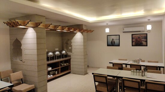 NEWLY CONSTRUCTED  MULTI-CUISINE RESTAURANT IN 4TH FLOOR