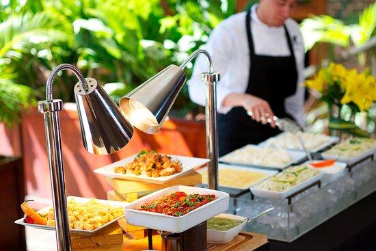 Sur Mediterranean Grill - Breakfast