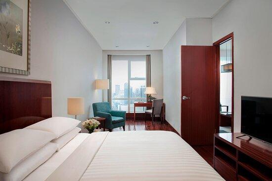 Three-Bedroom Suite - Master Bedroom