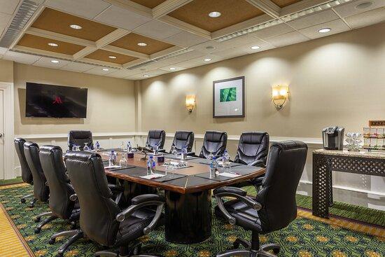 Hernando Boardroom - Boardroom Setup