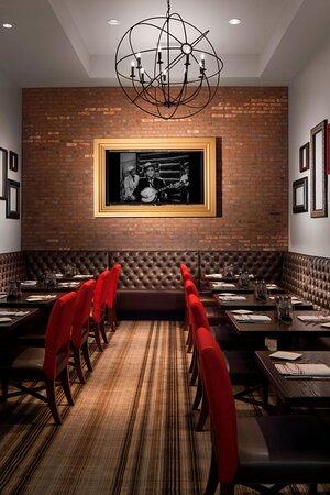 Crimson Tavern - Private Dining Area