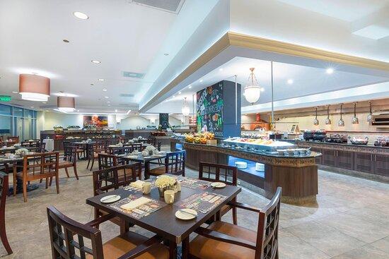 Bistro Latino - Dining Area