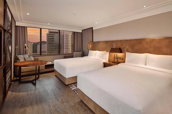 Double/Double Deluxe Guest Room - City View