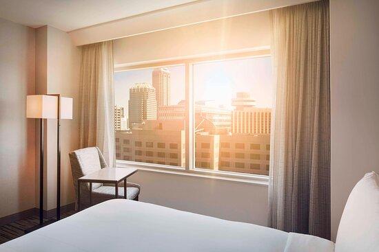 High Floor View Guest Room
