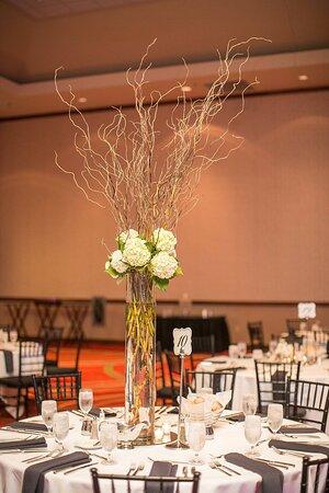 Coral Ballroom - Wedding Reception