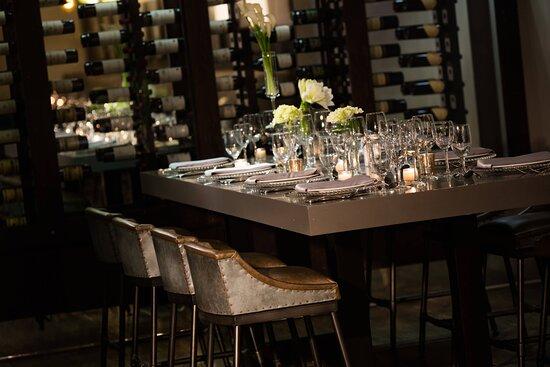 Ember Modern American Tavern - Seating