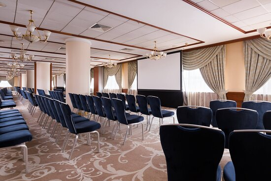 Petrovsky Ballroom - Theatre-Style Meeting