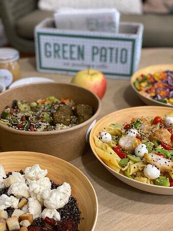 Valbonne, Pháp: Green Is Better salades sur mesure