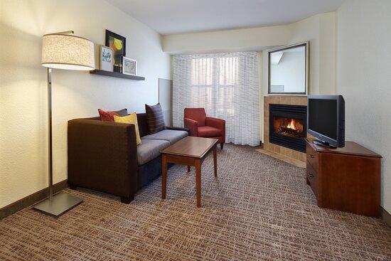 Two Bedroom Suite – Living Room