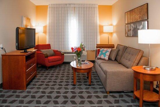 Two-Bedroom Suite Living Room