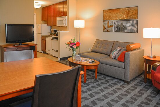 Suite Living & Dining Areas