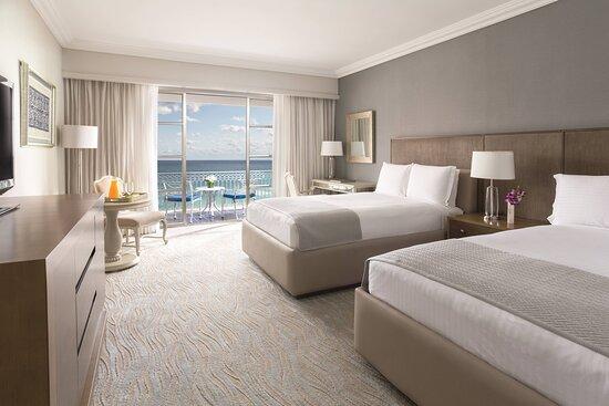 Double/Double Guest Room - Ocean View