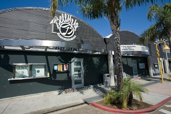 Watch a live show at Belly Up Tavern - a short walk from hotel!