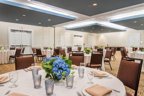 Grand Cypress Ball Room - Banquet Setup