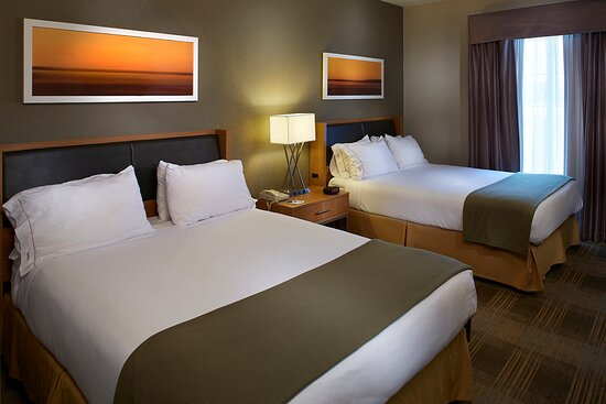 Holiday Inn Express and Suites Orangeburg - Double Bed Guest Room