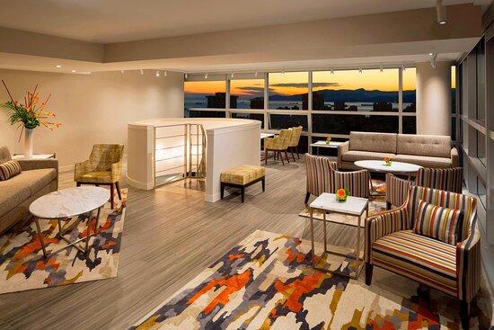 Club Lounge - Upper Level