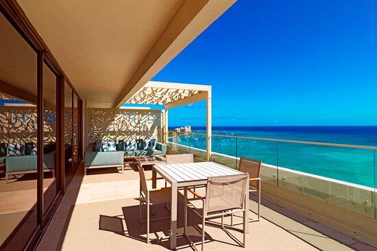 Penthouse Suite109 - Ewa facing Lanai