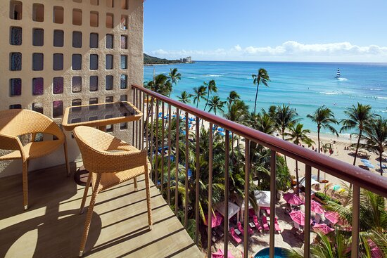Mailani Tower Ocean Guest Room - View