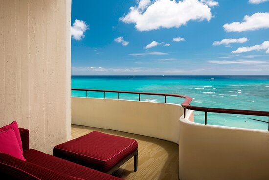 Mailani Tower Ocean Corner Balcony
