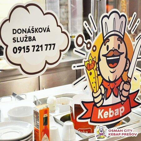 kebab až k Vám domov 0915 721 777