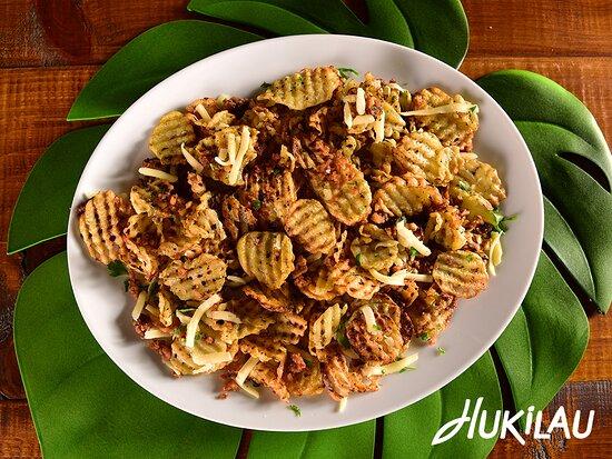 Batata Uala - Batata Frita Waffle