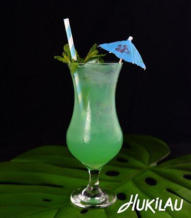Drink Blue Hawaiian
