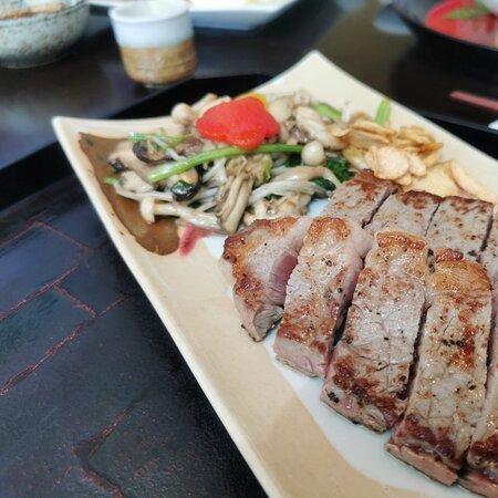 Great meal overall. Super fresh sashimi.